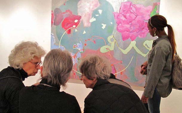 全球樂齡 | 年輕的藝術家抱歉了!這間藝廊只展出六十歲以上藝術家的作品