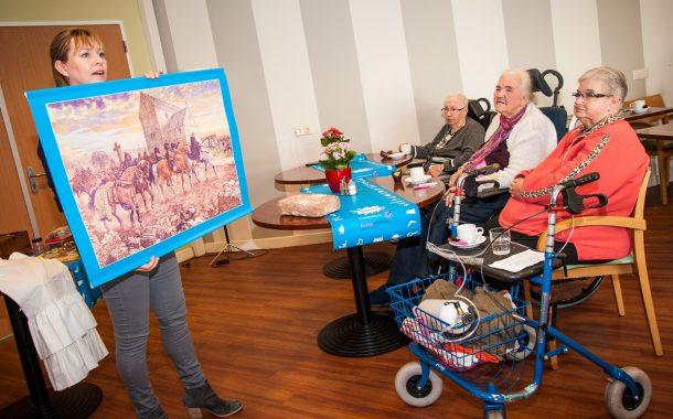 全球樂齡│將博物館帶到長者身邊!荷蘭「一日博物館」讓長者與藝術零距離