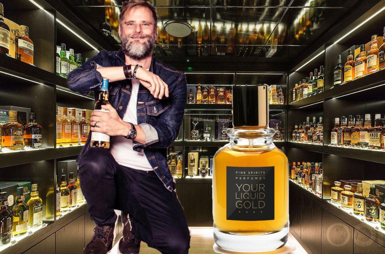 瑞士傳真|斜槓大叔中年圓夢  研發威士忌香水讓你久聞不醉