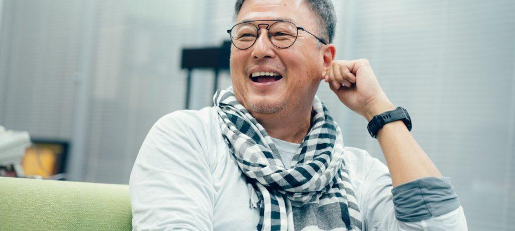 人物專訪   王偉忠:我們都沒有老過,一起學習慢慢變老