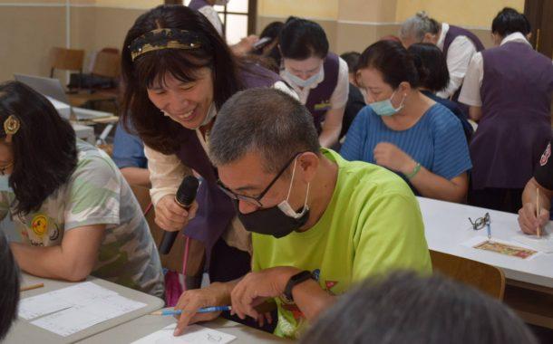 大家藝起來| 臺北市立美術館的行動展演 「街事美術館」走入社區、親近樂齡