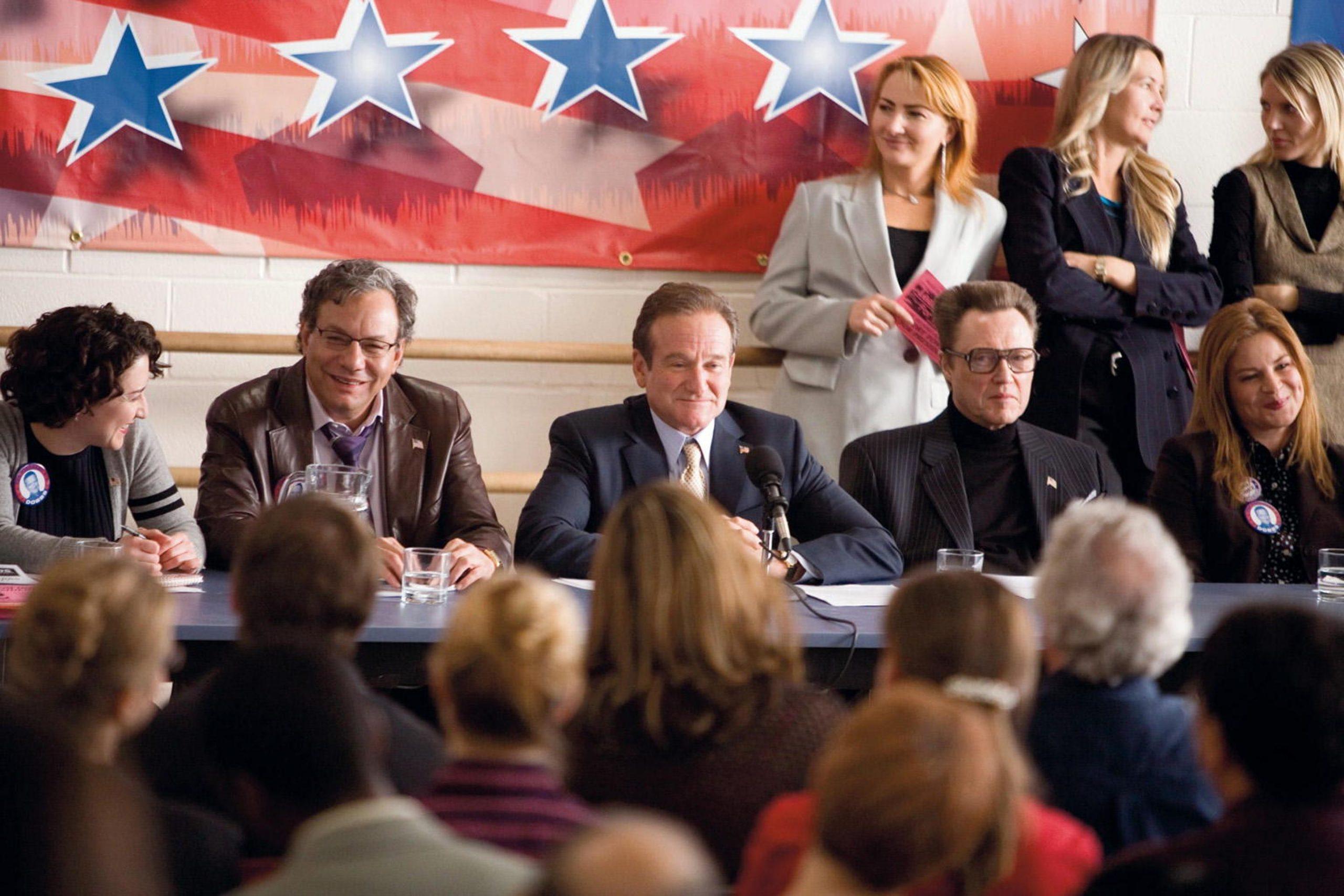 電影本事|從電影看美國總統大選
