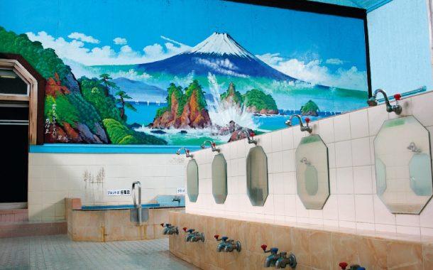 日本高齡社會×Design | 浴室及泡澡文化的進步與傳承