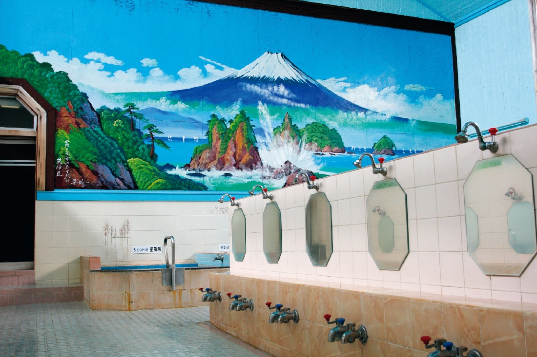日本高齡社會×Design   浴室及泡澡文化的進步與傳承
