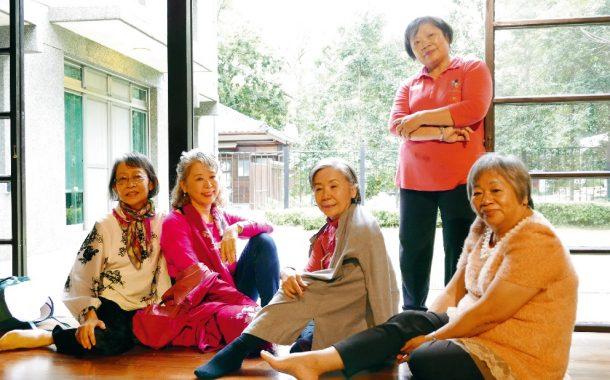 大家藝起來|臺灣文學基地的熟年青春期覺探之旅 擁抱熟年正「著時」!