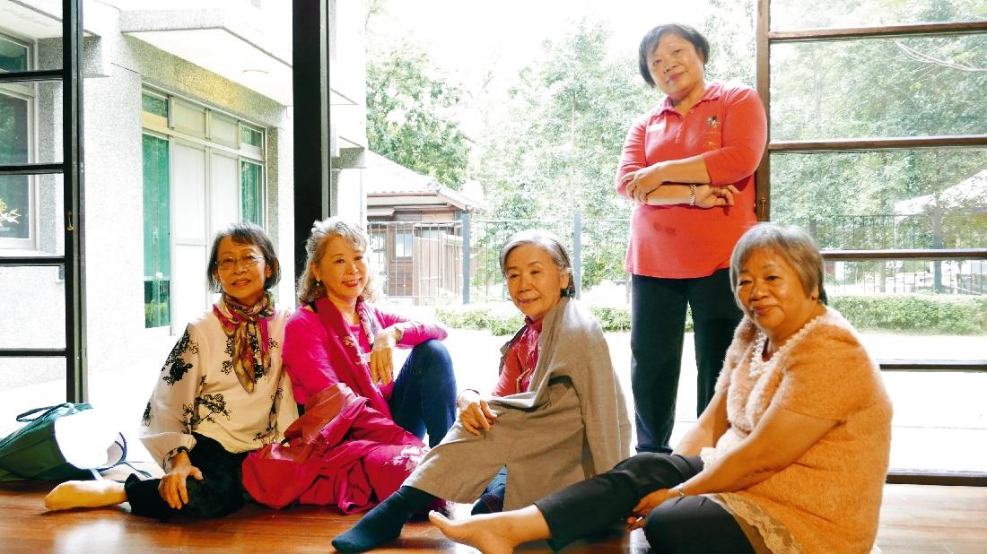 大家藝起來 臺灣文學基地的熟年青春期覺探之旅 擁抱熟年正「著時」!