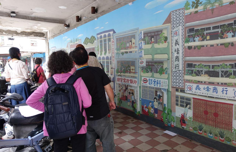活動報導 | 街事美術館:繪出你的大同建築風景