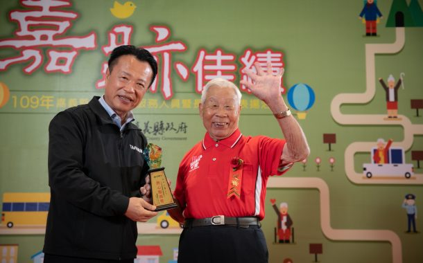 Anke 人物|奉獻在地超過半甲子!90歲高齡志工梁木水尋找接班人