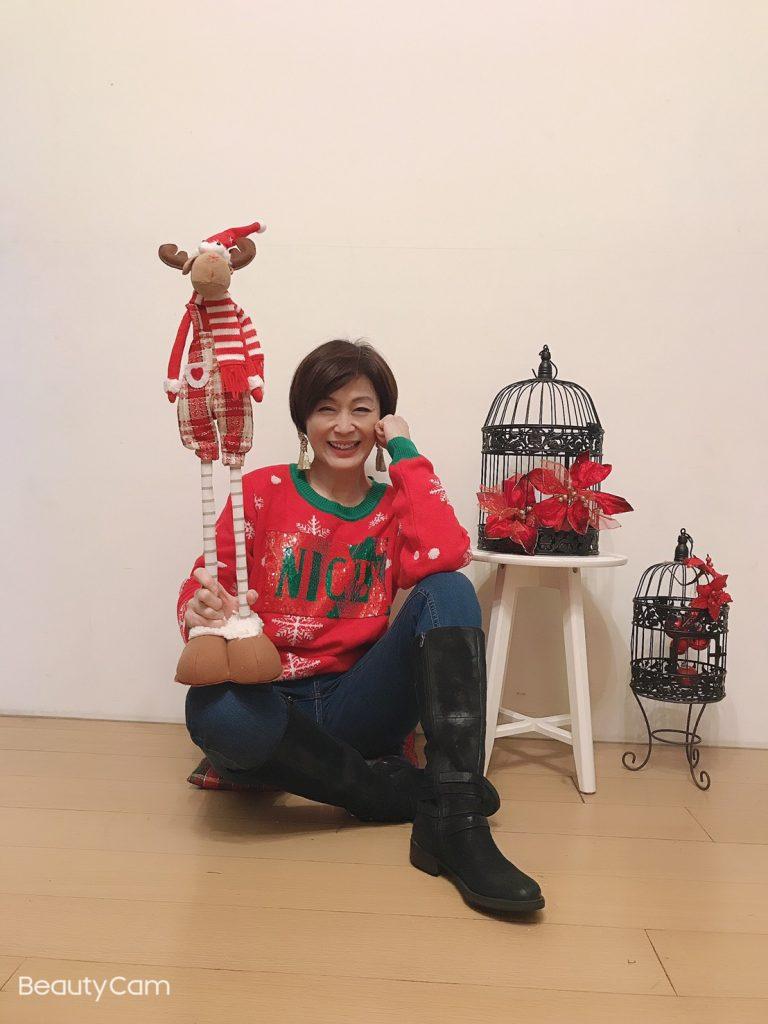 熟年時尚_聖誕佈置-2