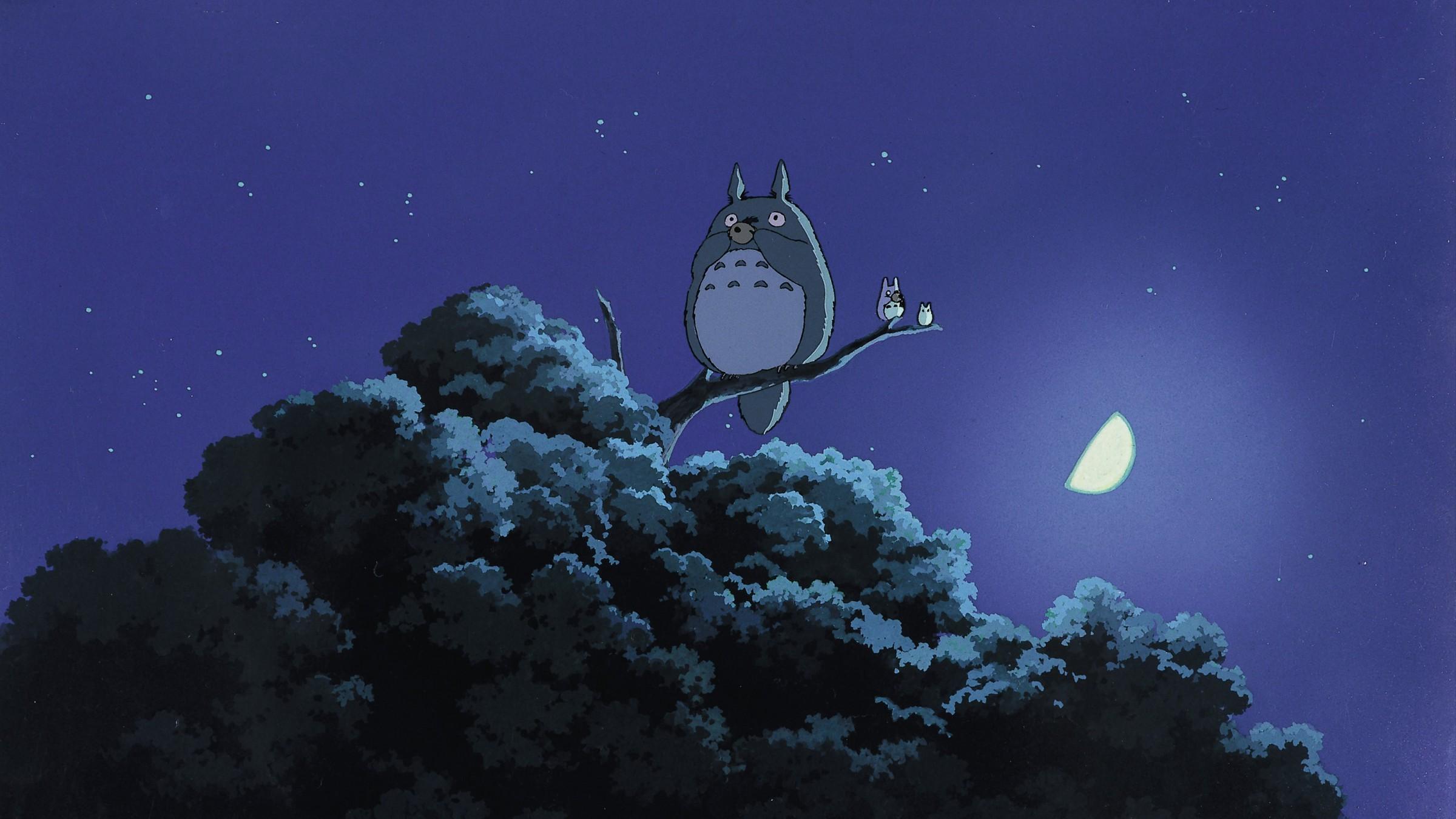 《龍貓》首度登台大螢幕  吉卜力經典巨作回歸