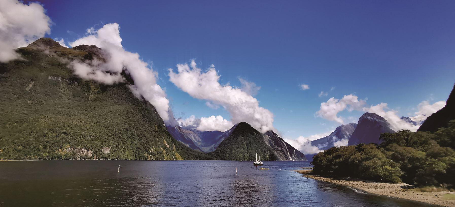 跟著深度旅行家馬繼康看世界遺產 | 紐西蘭─大自然的冰與火之歌 (上)