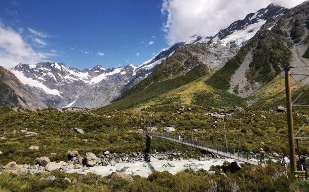 跟著深度旅行家馬繼康看世界遺產 | 紐西蘭─大自然的冰與火之歌 (下)