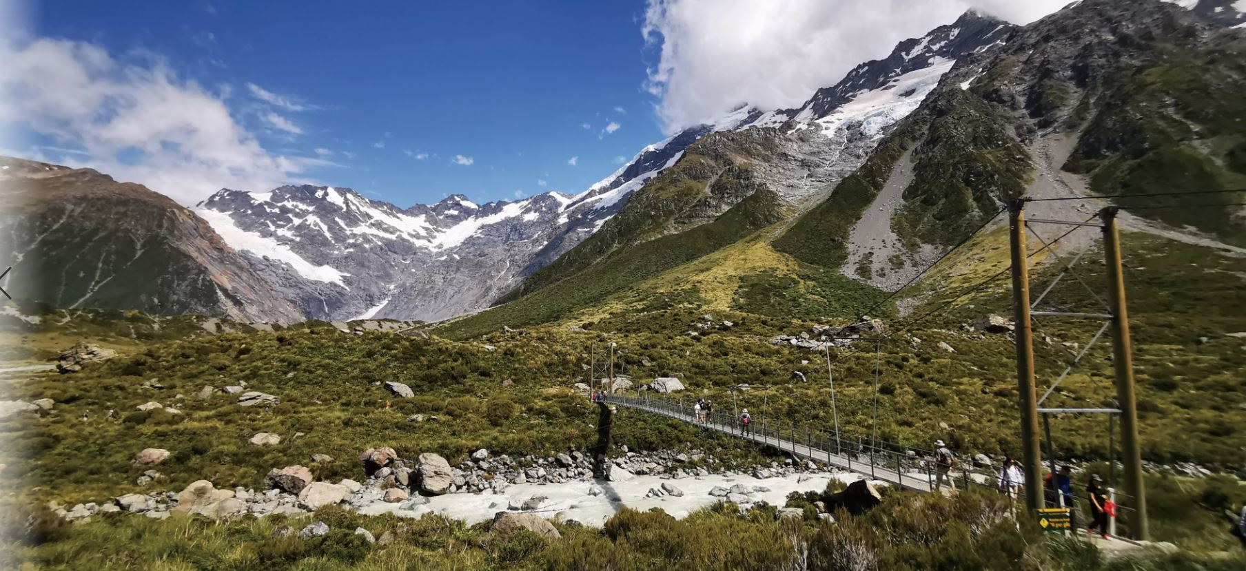 跟著深度旅行家馬繼康看世界遺產   紐西蘭─大自然的冰與火之歌 (下)