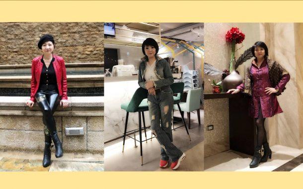 熟年時尚|風格人物費仲恆  愛自己就不要放棄打扮