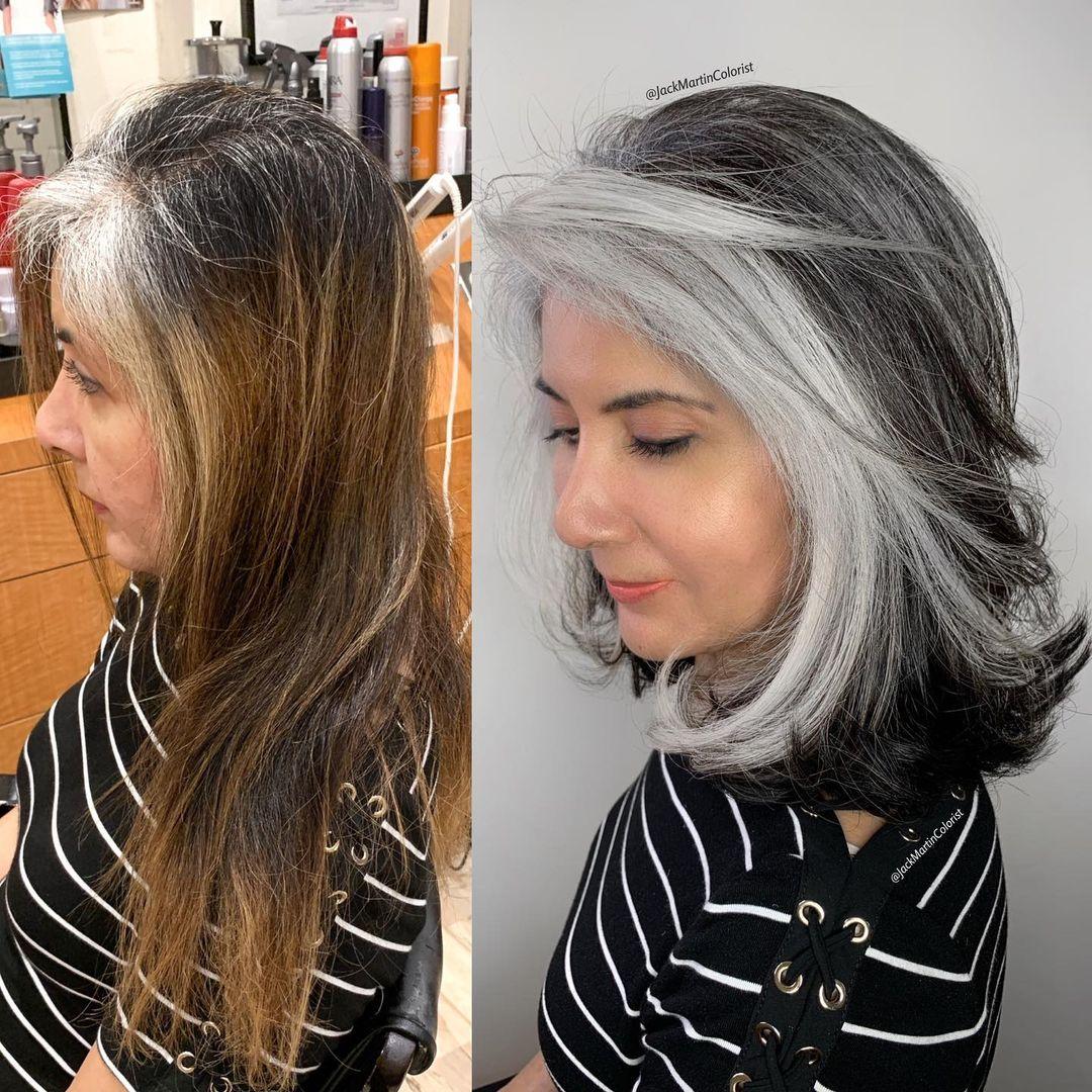 全球樂齡|別再急著把頭髮染黑!銀髮造型更時尚有型