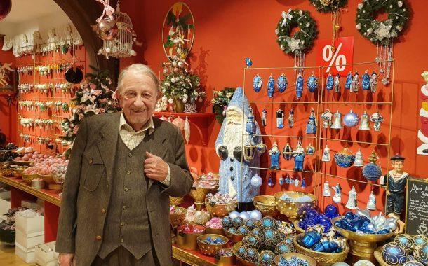 瑞士傳真|一年四季帶給人們聖誕歡樂氣氛的瑞士名人Johann Wanner