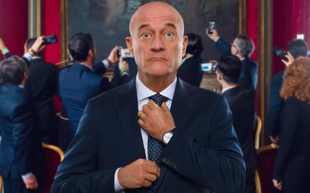電影本事|Netflix影音推薦  政治喜劇電影《傻冒大總統》