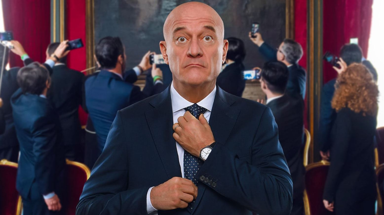 電影本事 Netflix影音推薦  政治喜劇電影《傻冒大總統》