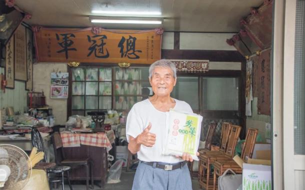 跟著LUCAS阿嬤遊崑濱伯的故鄉:台南後壁隱藏版小旅行