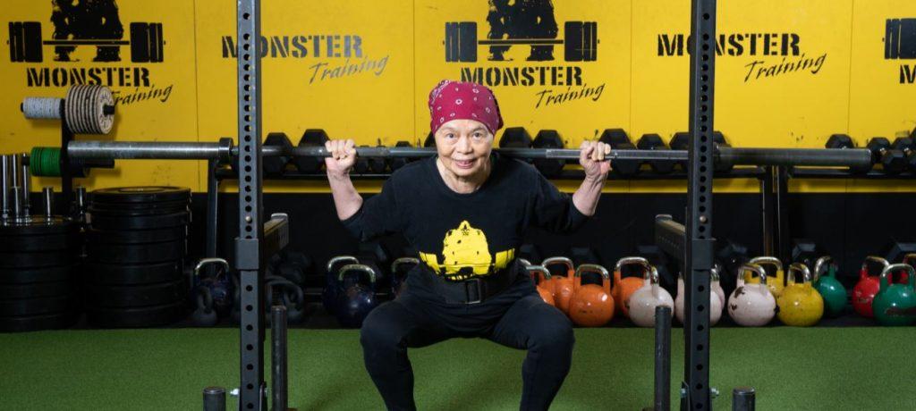 重訓不是年輕人的專利,為何中老年人更需要重量訓練?