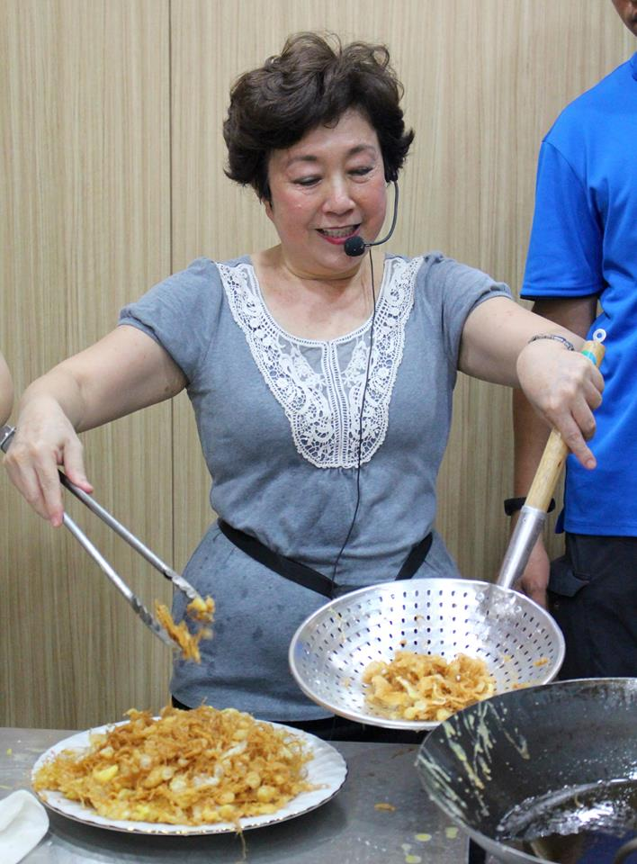 黃婉玲教菜-1