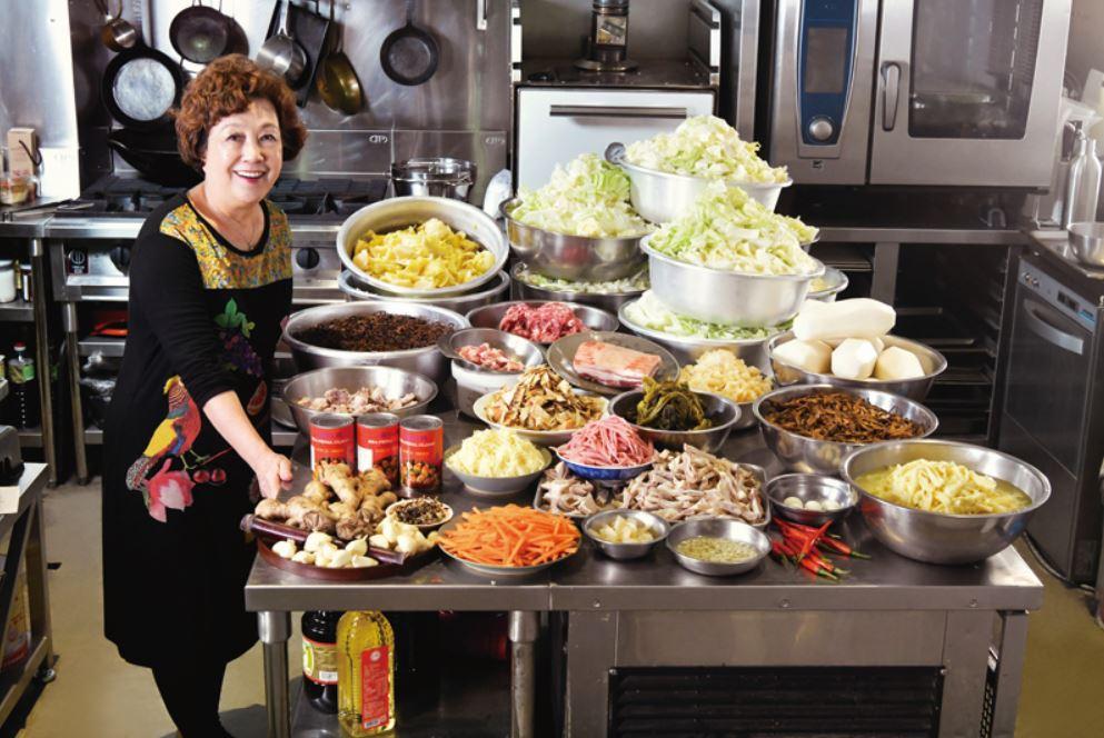 菜尾不等於剩菜 台菜教母黃婉玲教你重現台菜經典「菜尾湯」