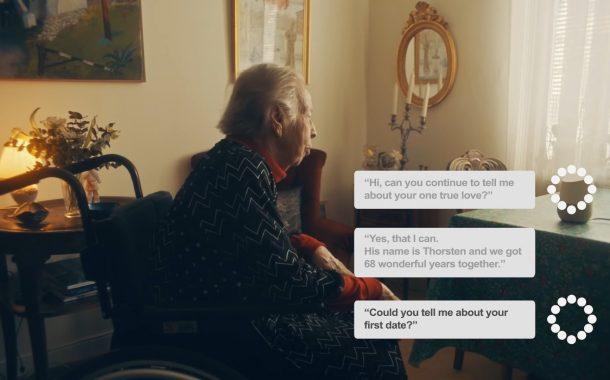 全球樂齡 | 全球第一個會主動提問的AI人工智慧機器人,陪長輩聊天、紀錄生命故事