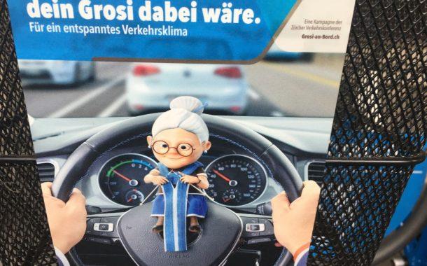 瑞士傳真 | 提升交通安全,讓我們載著奶奶上路吧!