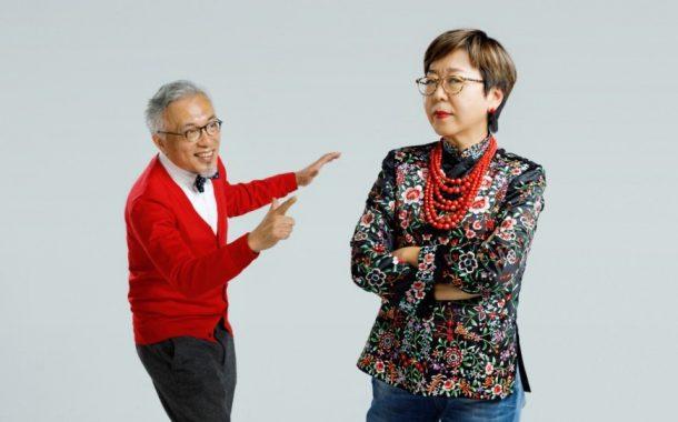 Anke人物|退休夫妻相處學,張薇薇、張郎 拌嘴是溝通也是生活調味料