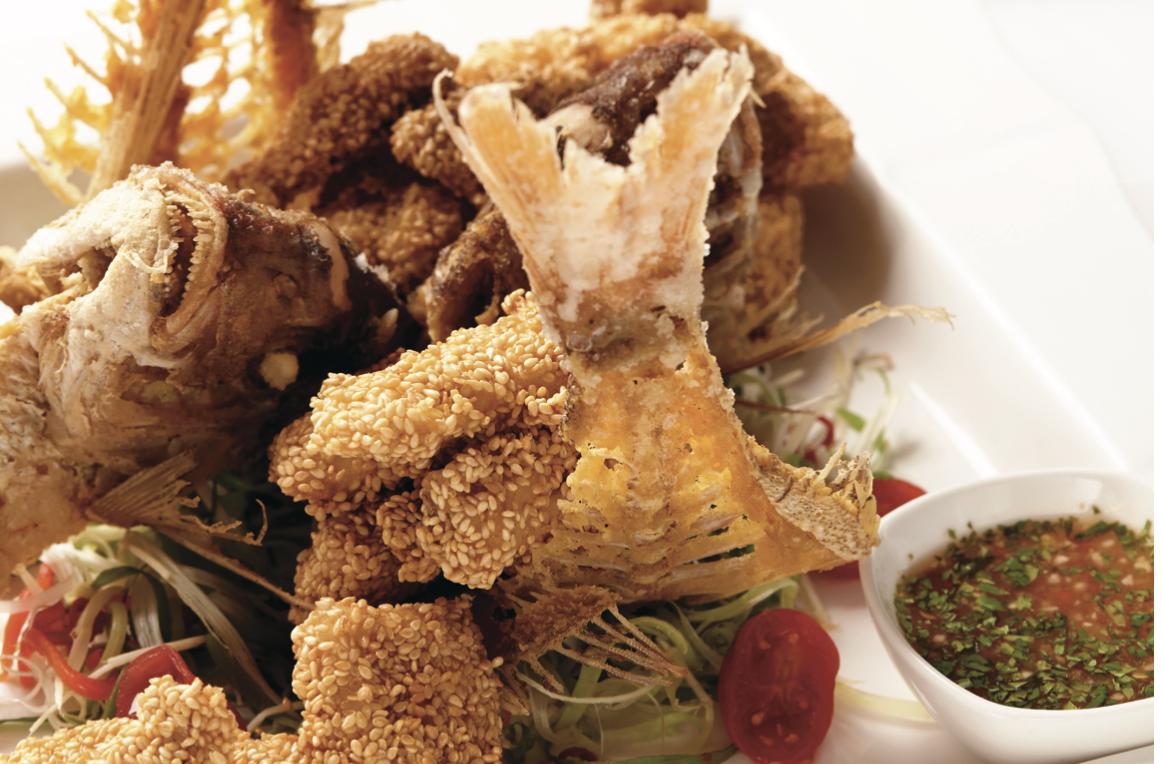 泰式嘉鱲魚柳