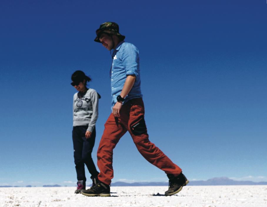 行旅  玻利維亞X居遊——一邊學習,一邊旅行,居遊蘇克雷的玻利維亞旅行