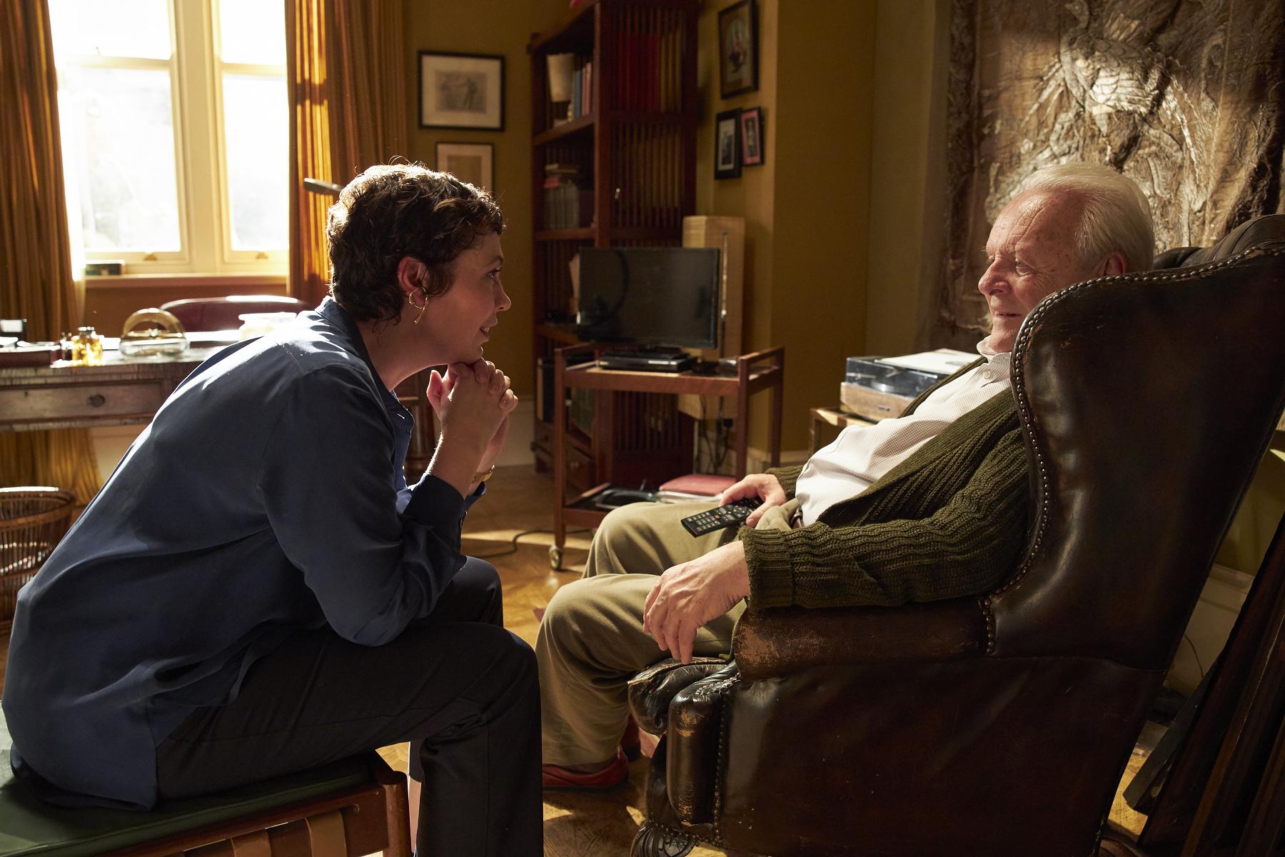 電影筆記 | 失智症相關電影的絕妙之作,不容錯過的奧斯卡得獎影片《父親》