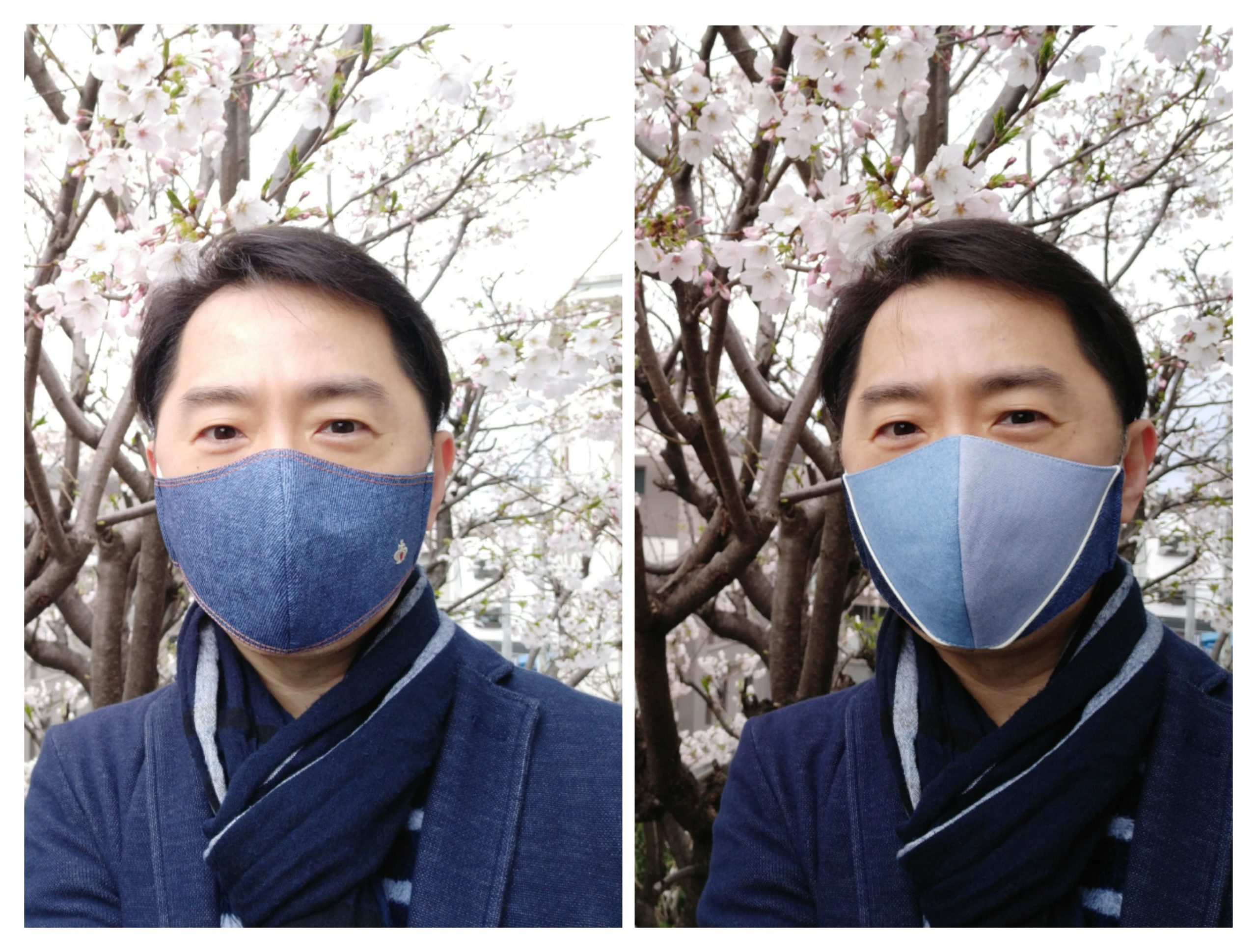 日本連線|口罩時尚正夯,修臉口罩、小顏口罩、口罩髮飾……玩出口罩新高度