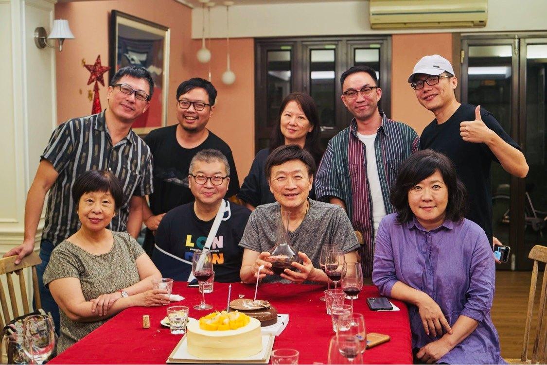 作家朱全斌:人生需要酒肉朋友!獨食不如共食