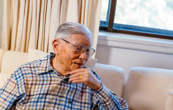 Anke 人物|102歲人瑞作家:張祖詒的「胸無大志」人生哲學