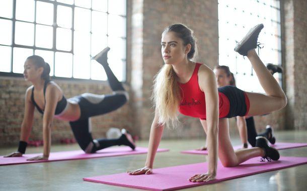 在家就能徒手健身!結實有力的臀部讓你活動更有力!