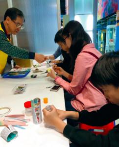 台灣科學教育館志工群