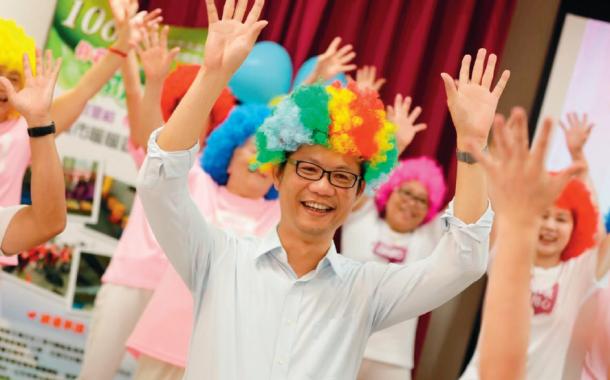 專訪基隆市政府社會處處長吳挺鋒:創意不設限,將基隆長者推向幸福老後