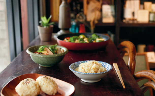 Anke 百味|小小蔬房:善用季節時蔬   烹煮暖心幸福味