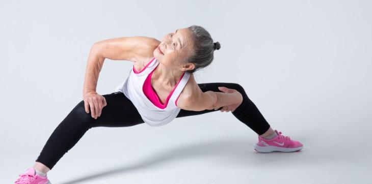 日本最高齡健身教練_瀧島奶奶-3