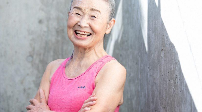 全球樂齡|日本最高齡健身教練  90歲瀧島末香奶奶越活越健康!
