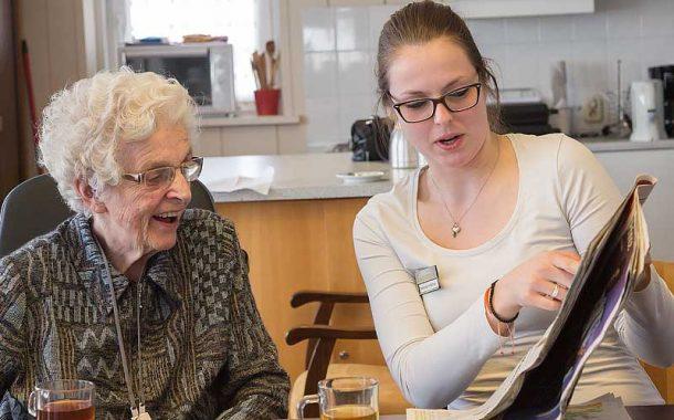 全球樂齡|荷蘭長照機構實踐青銀共居,銀青相伴抗疫不孤獨