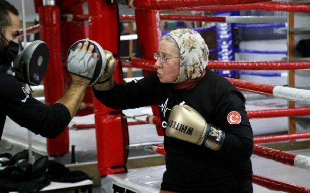 全球樂齡 | 75歲祖母級拳擊手  揮拳力抗帕金森氏症