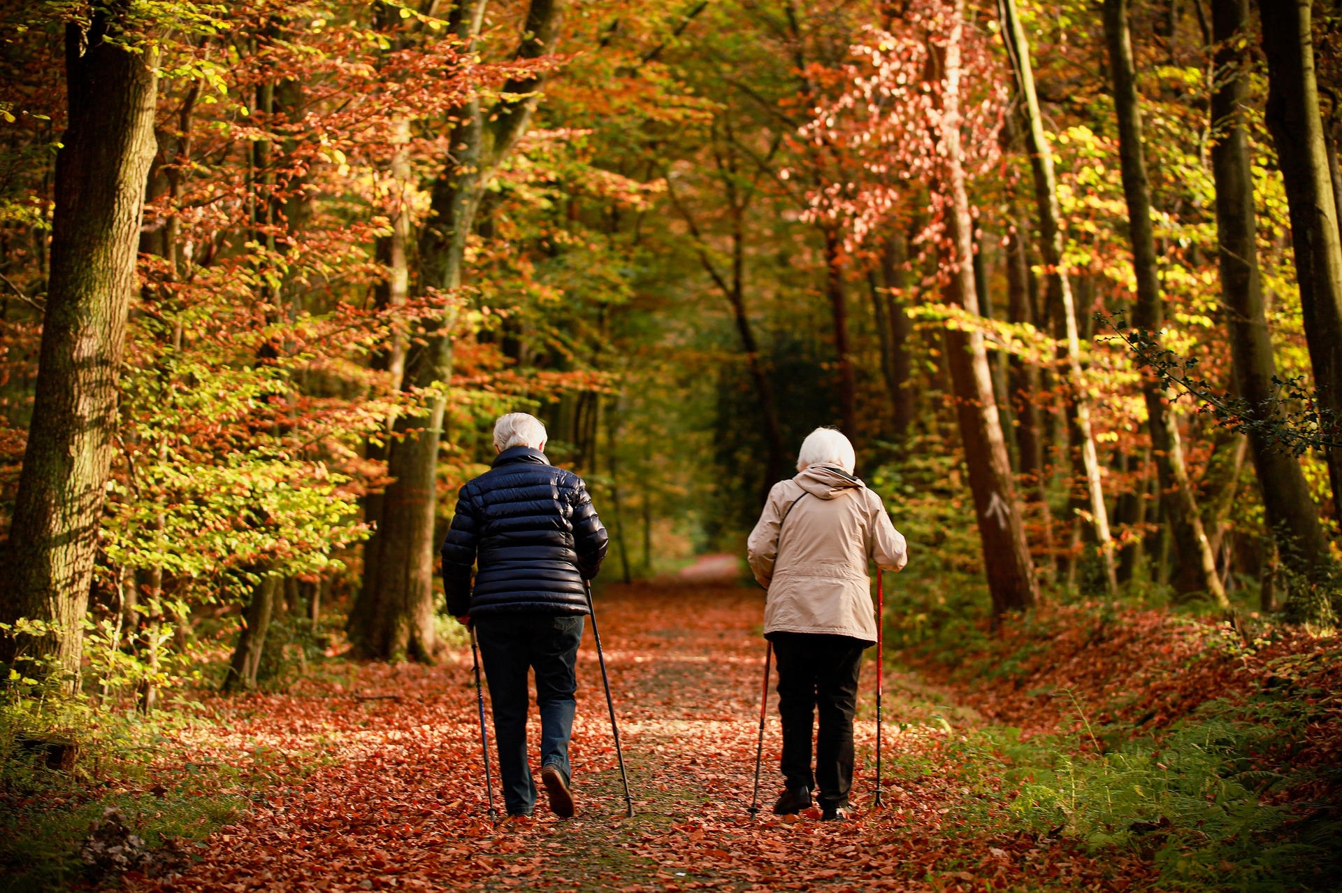 熟年時尚|走路也是種時尚,日走萬步促進健康,但你走對了嗎?