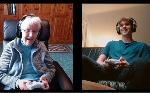 全球樂齡|把舊遊戲機送給爺奶吧~  XBOX用遊戲解決高齡長者孤單問題
