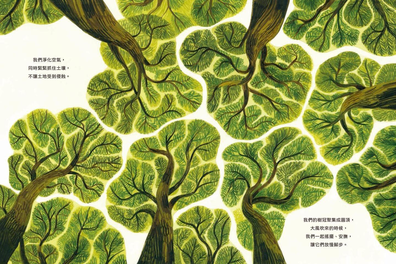 後青春繪本館|樹的理想國